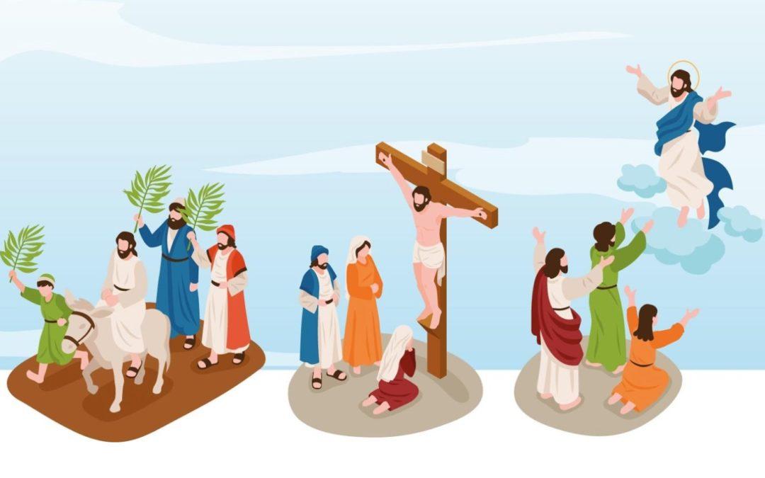 Fête des Rameaux et semaine sainte
