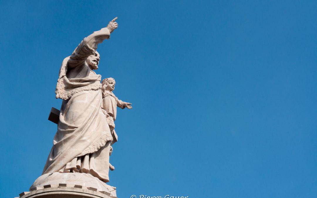 Prière pour la solennité de Saint Joseph